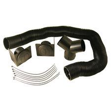 "MaraDyne MFA130 Louver Kit w/ 3"" Flex Duct for MM-A1090002 Stoker Series Heater"