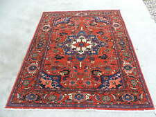 4x6ft. Handmade Ghoochan Wool Rug