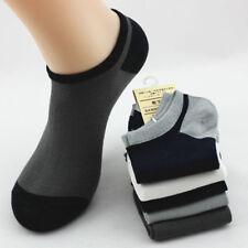 bamboo fiber men ankle high socks, breathe freely, feels well  20 pairs/set