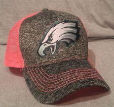 Philadelphia Eagles Hat Melange Black Mesh Neon Pink  Philadelphia's Eagles Hat