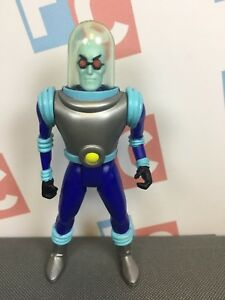 Kenner 1997 DC Animated Batman and Robin Duo Force Series Mr. Freeze Figure