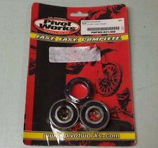 Pivot Works Front Wheel Bearing & Seal Kit Suzuki DL 650 SV 650A PWFWS-S21-000
