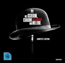 53 DVDs * MIT SCHIRM , CHARME UND MELONE BOX - COMPLETE EDITION # NEU OVP /