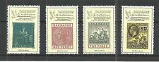 "BARBADOS 1990 LONDON ""90"" SG,910-913 UM/M NH LOT 743A"