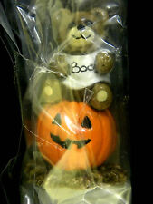 VTG DONNA PETERSON BOO BEAR T-3 SEALED TINY TEDDY MINIATURE WEE FORREST FOLK