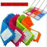 Household Cleaning Pad Dust Mop Head Replacement Home Floor Cleaning Cloth New