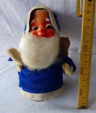 Weihnachtsmann / Wichtel ca. 15 cm  sehr alt