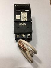 Siemens 50 AMP Ground Fault Circuit Interrupter Breaker GFCI Type QPF250 2-Pole