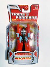 NEW Transformers Classics PERCEPTOR Legends Class 2006 Red Alert redeco Autobot