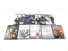 Lot 9 James Bond 007 DVD Movies 6 Still Sealed Quantum Solace Skyfall Etc
