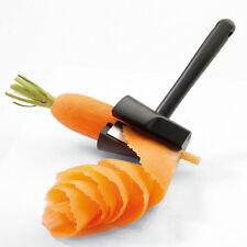 neue Karotte Gemüse Spirale pflanzlichen Fetzen Slicer Obst Schäler Küche Fräser