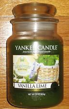 Yankee Candle - 2011 LONGABERGER BASKET FESTIVAL - 22 oz - VILLAGE EXCLUSIVE!!