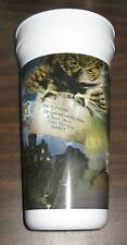 RARE HARRY POTTER and The Sorcerer's Stone LARGE COCA COLA cup plastic coke 2001