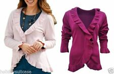 Cotton Plus Size Medium Knit Jumpers & Cardigans for Women