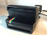 Vintage Polaroid Spirit 600 Camera with manual VGC untested