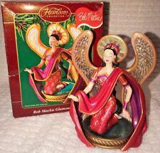 NIB - Carlton Cards Heirloom Collection - Bob Mackie Glamour Angel Xmas Ornament