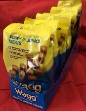 Wagg Puppy & Junior Treats X 7 Chicken & Yoghurt No Added Sugar, Dog & Puppies