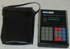 APF Calculator Mark VI Vtg 1973 With Case Works Well Rare Mark 6