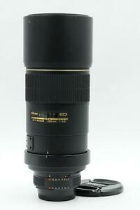 Nikon Nikkor AF-S 300mm F4 D ED SWM IF Lens 300/4 AFS #451
