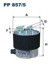 Fuel Filter for Nissan:QASHQAI +2 I 1,MURANO II 2 16400JD50A 16400JD52D