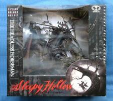 THE HEADLESS HORSEMAN BOX SET THE LEGEND OF SLEEPY HOLLOW MCFARLANE FIGURE