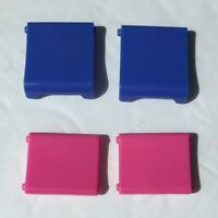 4 Bentgo Lunch Box Purple Pink Hinge Clip Clasp Bento Food Meal Storage Lunchbox