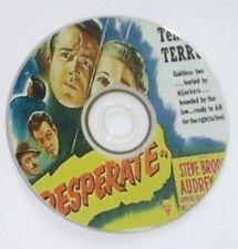 FILM NOIR 010: DESPERATE (1947) Anthony Mann, Steve Brodie, Audrey Long