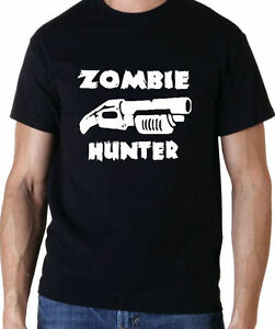 ZOMBIE HUNTER CADEAU T-SHIRT ENFANTS