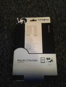 Apple iPad2 Air Samsonite Portfolio Case black