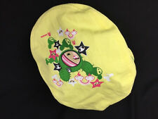 Tokidoki Cactus Friends Sandy Ladies Newsboy Cabbie Cap Hat Yellow Cotton NewEra