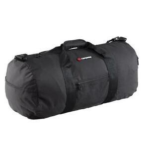 NEW Caribee Urban Utility 76 Gear Bag 60L Black