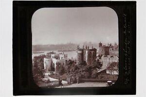 6 Woodburytype Glass Lantern Slides - Tower Of London