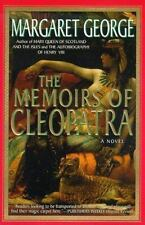 The Memoirs of Cleopatra : A Novel by Margaret George (1998, Paperback, Revised)