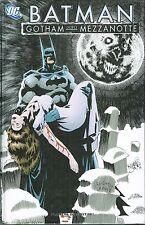 BATMAN Gotham dopo mezzanotte di S.Niles cartonato ed.Planeta NUOVO FU06