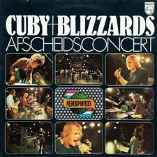 cuby + blizzards -afscheidsconcert  ( 13 tracks ) UK 1974 -  digipak  CD