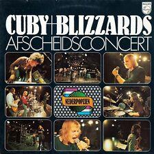 cuby + blizzards -afscheidsconcert  ( 13 tracks ) UK 1974 -  digipak  CD