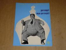 [PUB MEDICALE ARTS GRAPHIQUES] GOUACHE & PHOTO-MONTAGE! GUY BARBOT ROUSSEL 1960