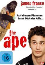 THE APE - Auf diesem Planeten laust dich der Affe DVD 2012 JAMES FRANCO NEU/OVP