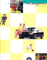 1998 Buick Regal 40-page Original Car Dealer Sales Brochure Catalog
