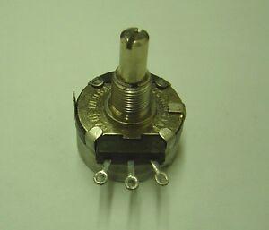 2 Meg - RV4NAYSD - Clarostat Linear Taper Potentiometer - RV4NAYSD205B - 2M 2Meg