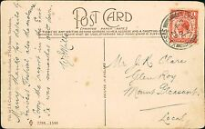 Mr J R Clare. Glen Roy, Mount Pleasant 1929    QS.1100