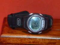 Pre-Owned Black Fossil DQ11-21 Digital Watch