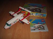 LEGO Stadt Med-Star Rescue Plane 6356(1988)