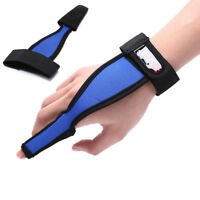 New Fish Finger Elastic Band Anti Slip Protector Gloves Fishing Tool Accessories