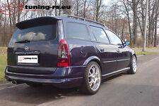 Opel Astra G Caravan Heckansatz Hecklippe Ansatz Lippe DB-Line tuning-rs.eu