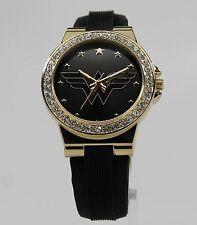 Wonder Woman Strap Watch WOW 9011