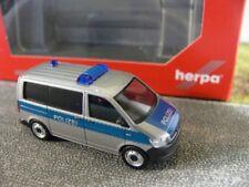 1/87 Herpa VW T6 Bus Polizei Niedersachsen 092814
