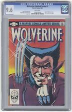 Wolverine Limited Series #1 CGC 9.6 HIGH GRADE Marvel Comic KEY 1st Solo Series