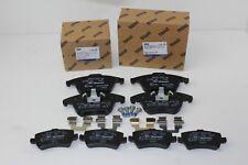 Original Bremsbeläge vorne + hinten Ford S-Max - Galaxy 1916756 + 1916606
