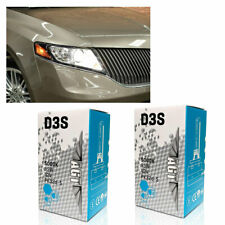 5000K Update HID Xenon Headlight Bulbs For Lincoln MKT 2010-2018 High Low Beam